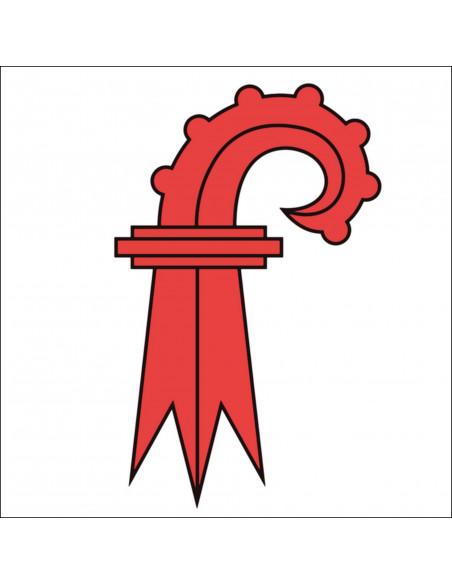 Fahne Basel Landschaft