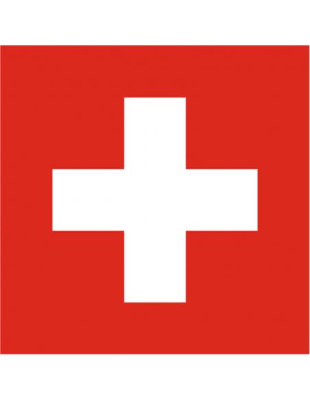 Schweizer Fahne klassisch