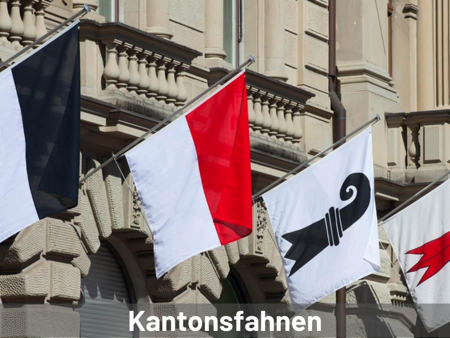 Kantonsfahne