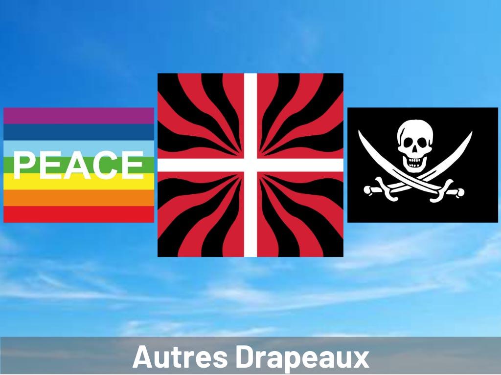 Autres drapeaux