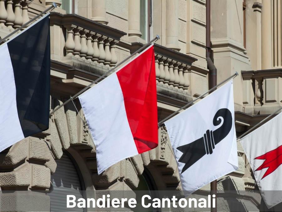 Bandiere Cantonali